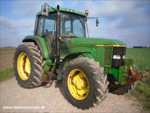 John Deere 6900 solgt til ukraine